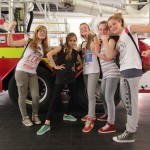 Visita alla Fire Station