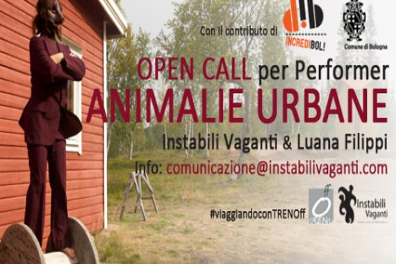 Workshop animalie urbane